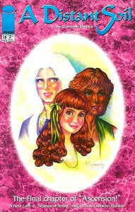 A DISTANT SOIL. Vol. 2 #18 (1997) (Coleen Doran) (1)