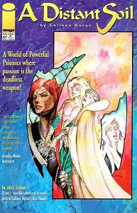 A DISTANT SOIL. Vol. 2 #22 (1997) (Coleen Doran) (1)