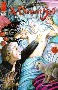 A DISTANT SOIL. Vol. 2 #25 (1998) (Coleen Doran) (1)