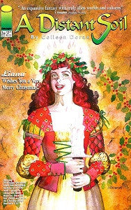 A DISTANT SOIL. Vol. 2 #26 (1998) (Coleen Doran) (1)