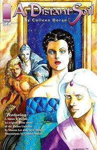 A DISTANT SOIL. Vol. 2 #27 (1999) (Coleen Doran) (1)