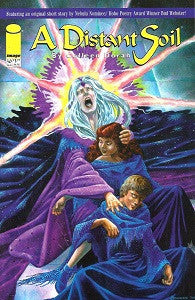 A DISTANT SOIL. Vol. 2 #30 (2000) (Coleen Doran) (1)