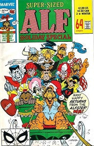 ALF.. HOLIDAY SPECIAL #2 (1990) (1)