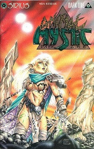 ANIMAL MYSTIC Vol. 1 #4 (1995) (Greg Williams) (1)