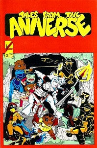 TALES FROM THE ANIVERSE Vol. 1 #2 (1986) (Zimmerman & Van Camp) (1)