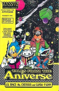 TALES FROM THE ANIVERSE Vol. 2 #1 (1991) (Randy Zimmerman) (1)