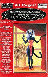 TALES FROM THE ANIVERSE Vol. 2 #2 (1991) (Randy Zimmerman) (SHOPWORN, 99 cents) (1)