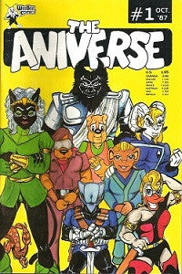 ANIVERSE Vol. 1 #1, The (1987) Zimmeman & Van Camp)