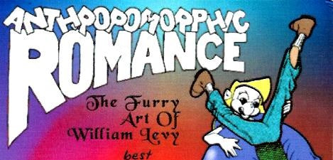 ANTHROPOMORPHIC ROMANCE CD-ROM (2000) (Wm. Levy)