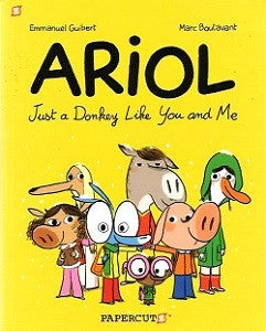 ARIOL Vol. 1: Just a Donkey Like You and Me (2013) (Marc Boutavant) (1)
