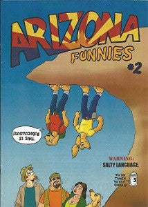 ARIZONA FUNNIES. #2 (2012) (Kjartan KARNO Arnorsson and Friends)