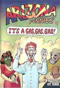 ARIZONA FUNNIES. #4 (2012) (Kjartan KARNO Arnorsson and Friends)