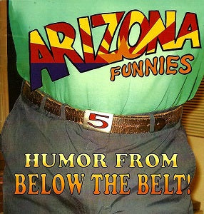 ARIZONA FUNNIES. #5 (2013) (Kjartan KARNO Arnorsson and Friends)