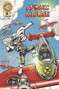 ATOMIC MOUSE. #2 (2002)