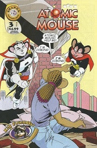ATOMIC MOUSE. #3 (2004)
