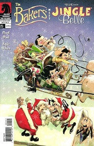 BAKERS MEET JINGLE BELLE #1, The (2006) (1)