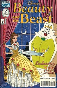BEAUTY AND THE BEAST #2 (1994) (1)