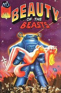 BEAUTY OF THE BEASTS #3 (1996)