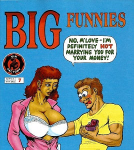 BIG FUNNIES. #7 (2002) (Karno)