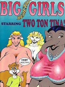 BIG HEALTHY GIRLS #1 (2012) (Karno)