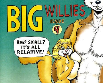 BIG WILLIES #4 (2016) (Karno)