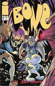 BONE Vol. 1 #21 (1995) (Jeff Smith) (1)