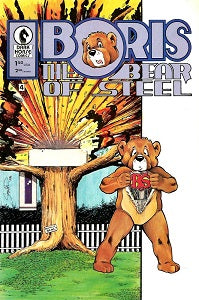 BORIS THE BEAR #4 (1986) (James Dean Smith and others) (1)