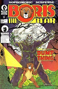 BORIS THE BEAR #5 (1986) (James Dean Smith and others)