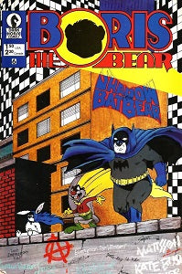 BORIS THE BEAR #6 (1987) (James Dean Smith and others) (1)