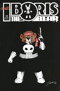 BORIS THE BEAR. #13 (1987) (James Dean Smith and others) (1)