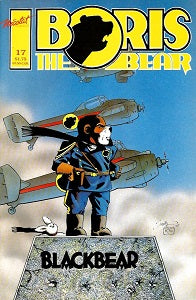 BORIS THE BEAR. #17 (1988) (James Dean Smith and others) (1)