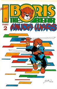 BORIS THE BEAR. #20 (1988) (James Dean Smith and others) (1)