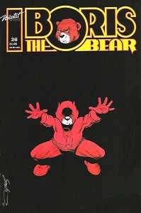 BORIS THE BEAR. #26 (1990) (James Dean Smith and others) (1)