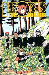 BORIS THE BEAR. #28 (1990) (James Dean Smith and others) (1)