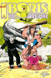BORIS THE BEAR. #33 (1991) (James Dean Smith and others) (1)