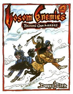 BOSOM ENEMIES #2: BEARING OUR LOSES (2001) (Donna Barr)
