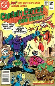 CAPTAIN CARROT AND HIS AMAZING ZOO CREW! #2 (1982) (1)