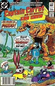 CAPTAIN CARROT AND HIS AMAZING ZOO CREW! #4 (1982) (1)