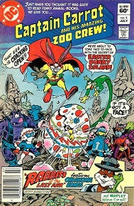 CAPTAIN CARROT AND HIS AMAZING ZOO CREW! #5 (1982) (1)