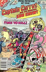 CAPTAIN CARROT AND HIS AMAZING ZOO CREW! #9 (1982) (1)