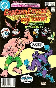 CAPTAIN CARROT AND HIS AMAZING ZOO CREW!. #11 (1983) (1)
