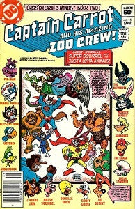 CAPTAIN CARROT AND HIS AMAZING ZOO CREW!. #15 (1983) (1)