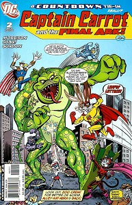 CAPTAIN CARROT and the Final Ark #2 (of 3) (Morrison, Shaw & Gordon)