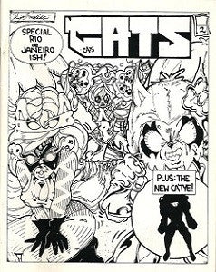 CATS #2 (digest) (1994) (Kip Omolada)