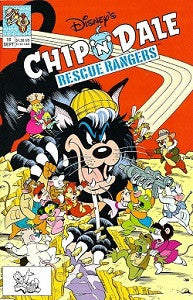 CHIP N DALE RESCUE RANGERS. #16 (1991) (1)