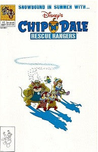 CHIP N DALE RESCUE RANGERS. #17 (1991) (1)