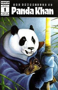 CHRONICLES OF PANDA KAHN #1, The (1987) (Dave Garcia)