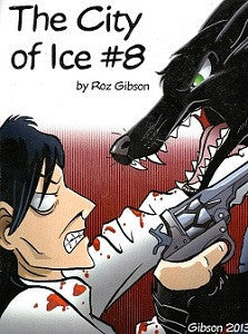 CITY OF ICE. #8, The (2013, original edition) (Roz Gibson) (1)