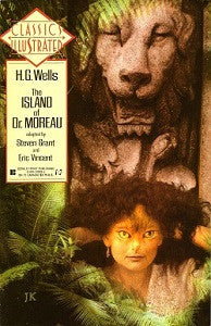 Classics Illustrated #12: THE ISLAND OF DR. MOREAU (1990) (1)