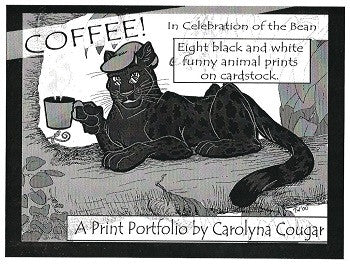 COFFEE! Portfolio (2000) (by Carolyna Cougar)